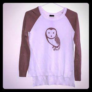 Rue 21 Owl Sweater